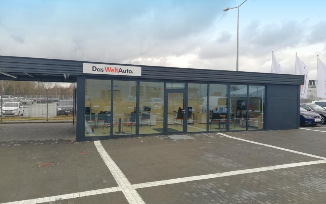Das Welt Auto – pawolon sprzedaży samochodów używanych